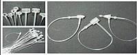 """Кільцевий ручної з'єднувач №7"""" (ярлыкодержатель) для кріплення бірок та ярликів 18 см 1000 шт"""
