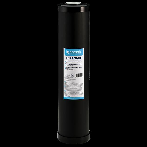 Картридж для видалення заліза Ecosoft Ferromix Big Blue 20 (CRVF4520ECO)