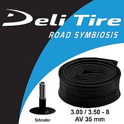 Камера Deli Tire 3.00 / 3.50 - 8 AV