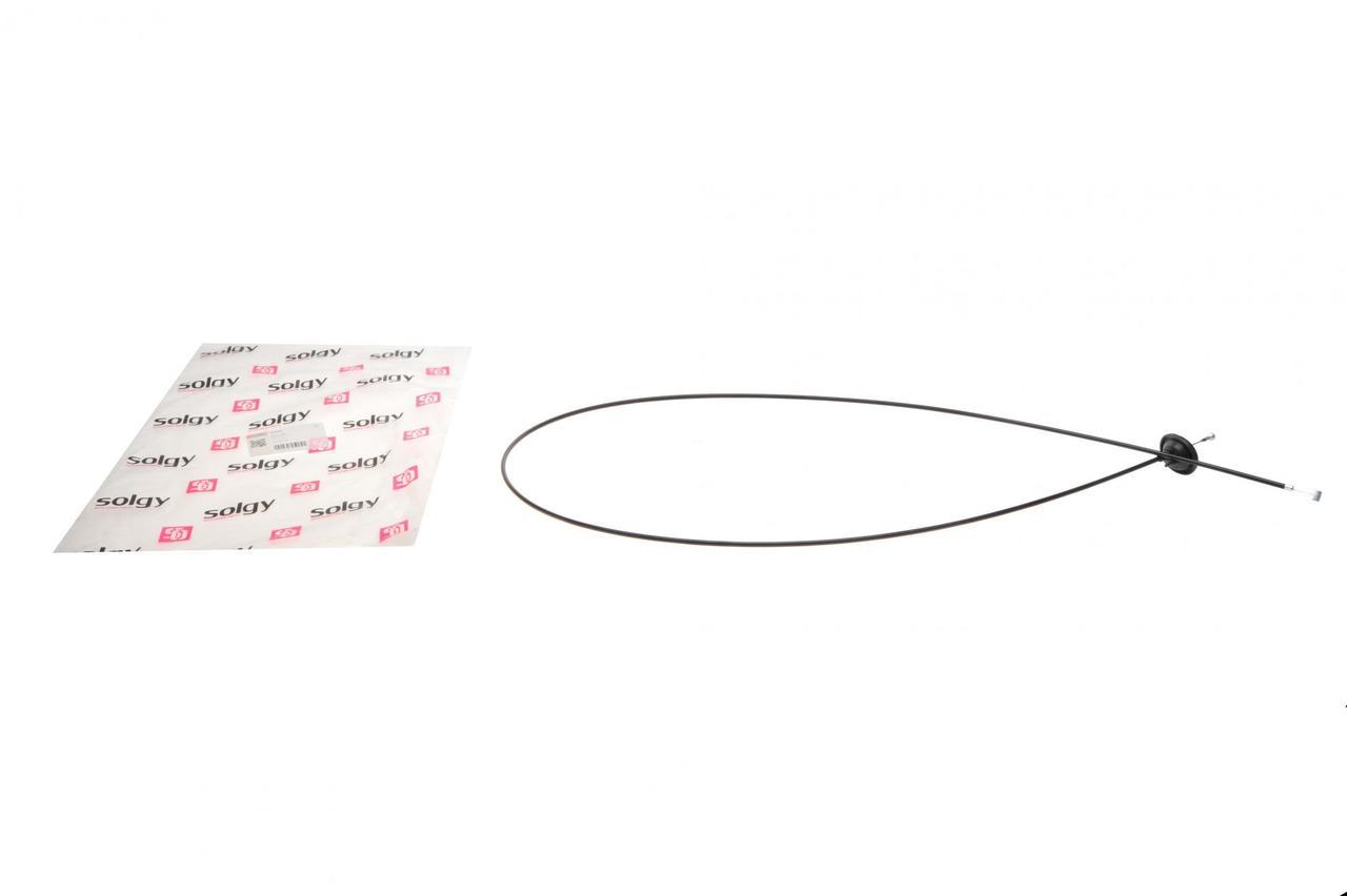 Трос открывания капота Mercedes Vito (W639) 03- (305041) SOLGY