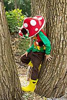 Дитячий карнавальний костюм Гриб «Мухомор», фото 1