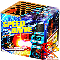 Фейерверк SPEED DRIVE FC3049-4, количество выстрелов: 49, калибр: 30 мм
