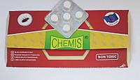 Клеевая ловушка-домик для тараканов с таблеткой-приманкой Chemis (поштучно)