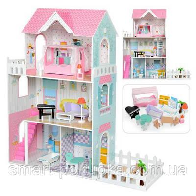 Дерев'яна іграшка Будиночок MD 1670