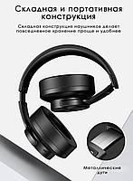 Бездротові Bluetooth-навушники Picun B8 з функцією плеєра Black 5b, фото 3