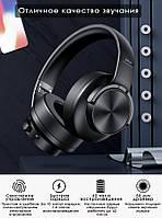 Бездротові Bluetooth-навушники Picun B8 з функцією плеєра Black 5b, фото 5