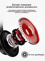 Бездротові Bluetooth-навушники Picun B8 з функцією плеєра Black 5b, фото 6