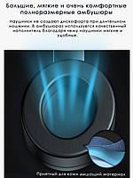 Бездротові Bluetooth-навушники Picun B8 з функцією плеєра Black 5b, фото 8