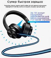 Бездротові Bluetooth-навушники Picun B8 з функцією плеєра Black 5b, фото 10