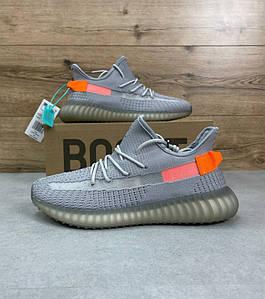Yeezy Boost 350 Grey v2/Orange