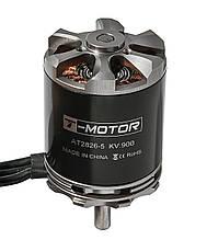 Мотор T-Motor AT2826-5 KV900 3-6S 880W для літаків