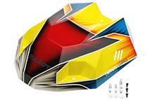 Капот для рами Tarot FY680 стиль Iron Man (TL2853)