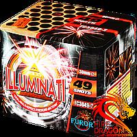 Фейерверк IIIuminati FC3049-2, количество выстрелов: 49, калибр: 30 мм