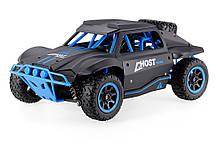 Машинка на радиоуправлении 1:18 HB Toys Ралли 4WD на аккумуляторе (синий)