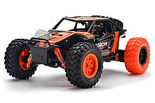Машинка на радіоуправлінні 1:24 HB Toys Баггі 4WD на акумуляторі (помаранчевий)