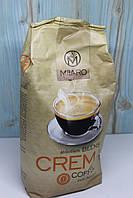 Кава зерно Milaro  Crema 1кг