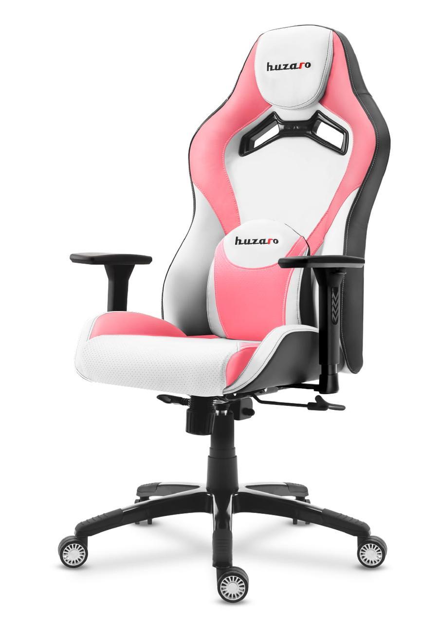 Компьютерное кресло для геймера HUZARO FORCE 7.3 PINK