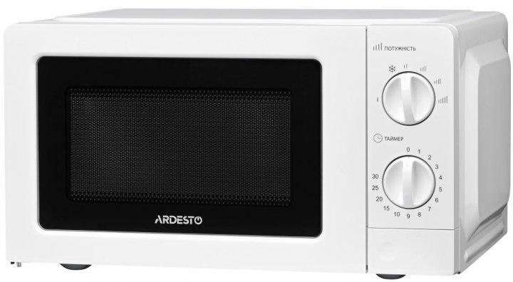 Микроволновая печь Ardesto GO-S723W 20л 700Вт механика белая