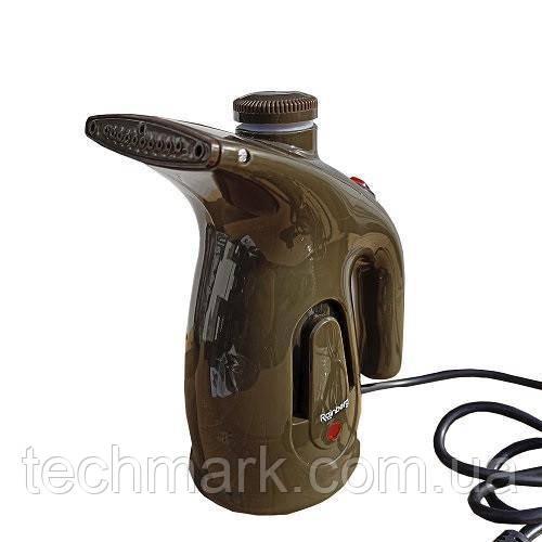Отпариватель портативный ручной для одежды Rainberg RB 6313-1 1500W, утюг паровой. Вертикальный
