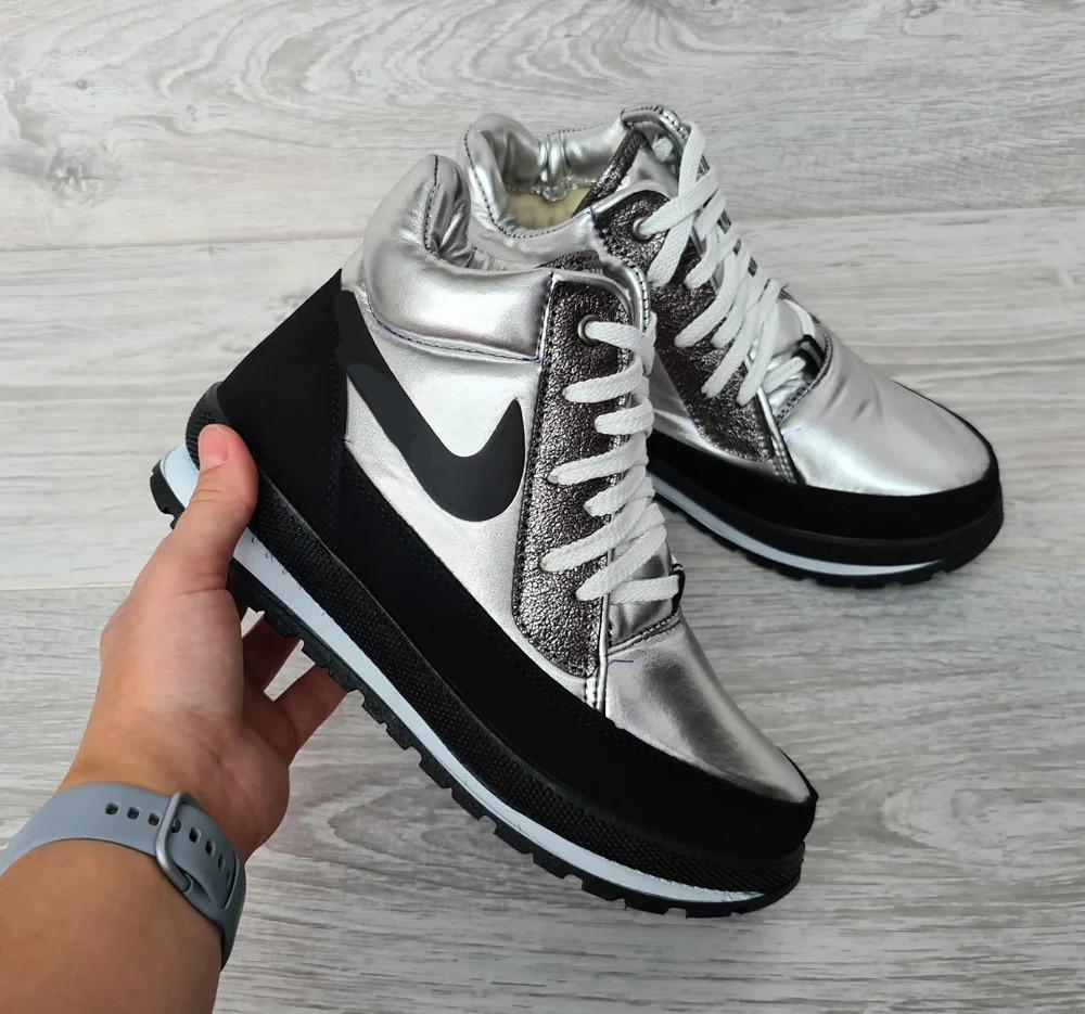 Сучасні жіночі зимові черевики (БТ-6ср)