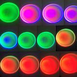 Проекционный светильник RGB на штативе USB проектор атмосферная лампа разноцветная Sunset Lamp с пультом РГБ, фото 4