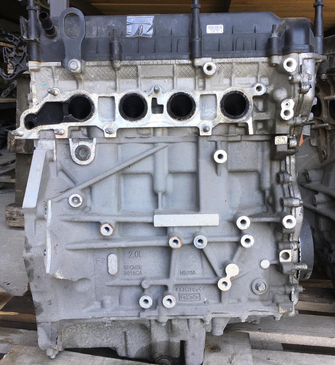 Двигатель Ford C-Max Hybrid 13-18 оригинал б/у DS7Z-6006-U