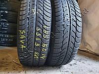 Зимові шини бу 185/60 R14 Semperit