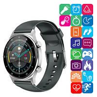 Умные, Смарт Часы для мужчин Smart Watch NK09, silver