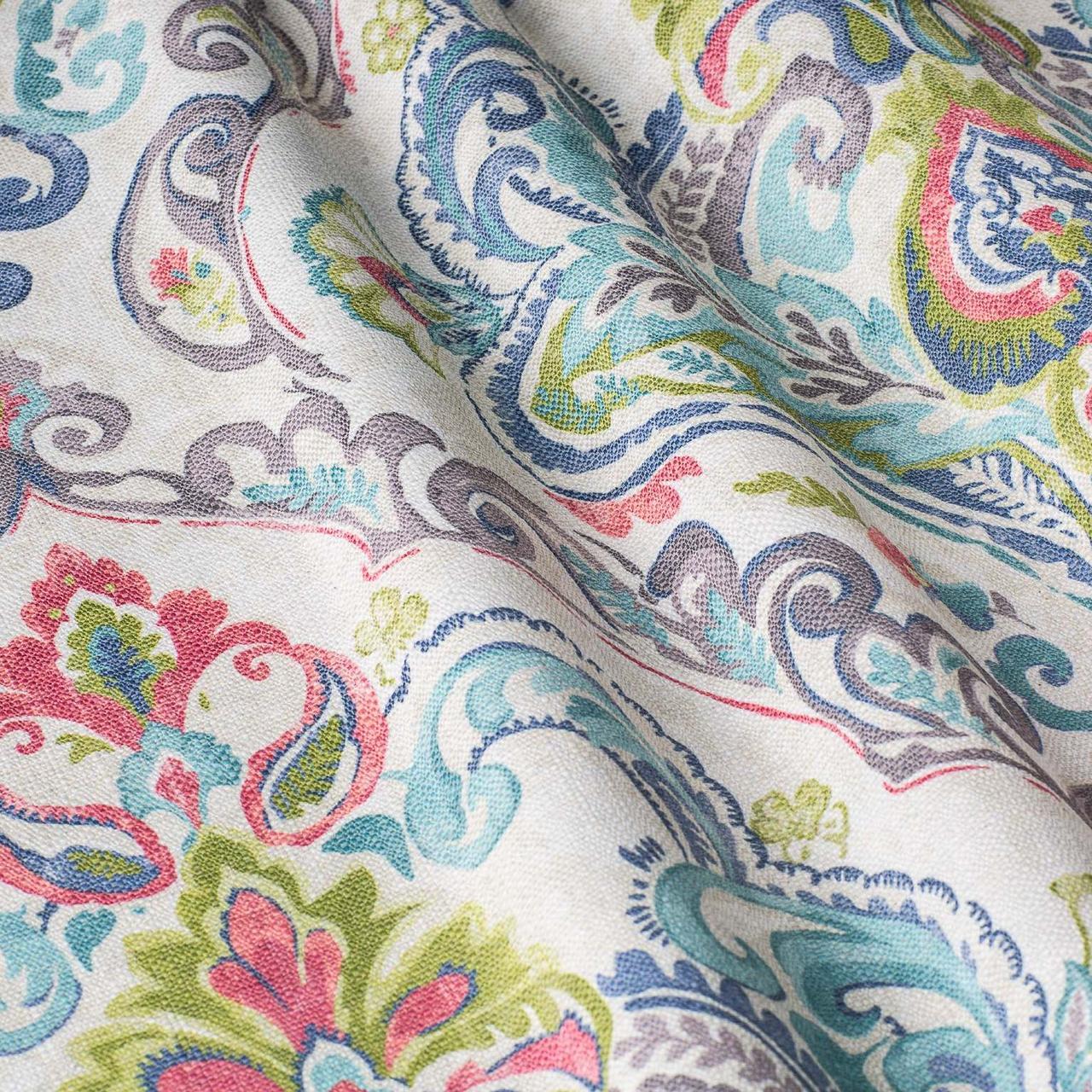 Декоративная ткань вензель орнамент Испания 280см 84315v1