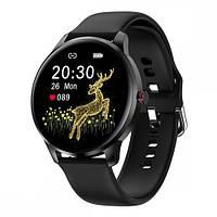 Смарт Часы, Умные Часы Smart Watch LW29, Full-touch Screen, black