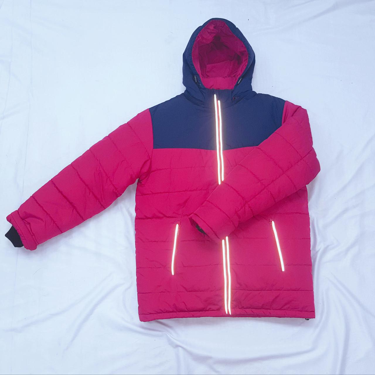 Зимова куртка для хлопчиків