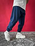 Джинси - трендові джинси Чоловічі / чоловічі трендові джинси сині на резинці, фото 3