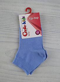 Носки Tip-top №000 Голубой Хлопок 5С-11СП Конте Беларусь размер 14