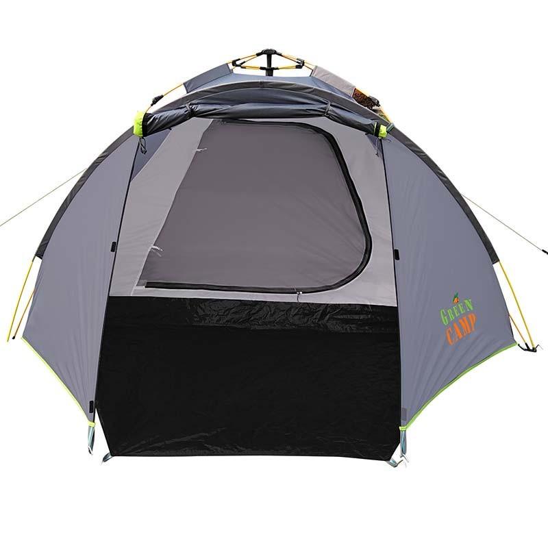 Палатка 4-х местная Green Camp 900