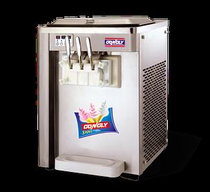 Профессиональная мороженица на 3 рожка Cooleq IF-3 фризер для мягкого мороженого