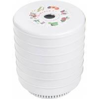 Сушка для продуктів Вітерець-2 ЭСОФ-0,6/220 (6 піддонів + піддон для пастелы)