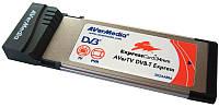 Медиаплеер Aver TV DVB-T Express Card