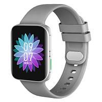 Смарт Часы, Умные часы Smart Watch GT9, 43mm, голосовой вызов, silver