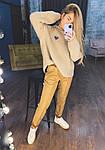 Женские замшевые брюки, фото 4