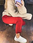 Женские замшевые брюки, фото 8