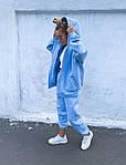 Женский прогулочный костюм в стиле oversize, фото 2