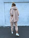 Женский прогулочный костюм в стиле oversize, фото 7