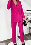 Женский брючный костюм с пиджаком, фото 9