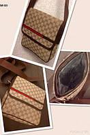 Брендовая мужская сумка М-03