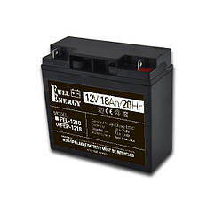 Акумулятор 12В 18 Аг для ДБЖ Full Energy FEP-1218