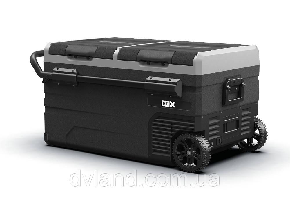 Автохолодильник-морозильник DEX TWW-75B 75л Компресорний з акумулятором