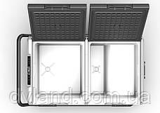 Автохолодильник-морозильник DEX TWW-75B 75л Компресорний з акумулятором, фото 2