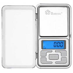 Кишенькові ювелірні ваги електронні Domotec 1724A 100 гр/0,01 гр