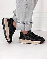 Чорні кросівки,розмір 36, фото 1