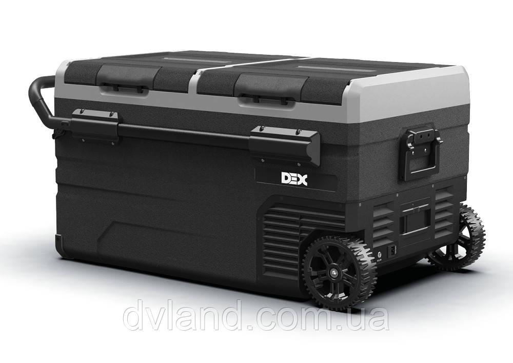 Автохолодильник-морозильник DEX TWW-95B 95л Компресорний з акумулятором